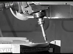 An image of an industrial sewing machine.