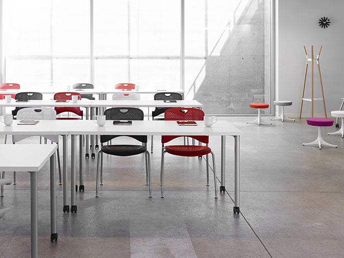 Education Flexbile Learning Space