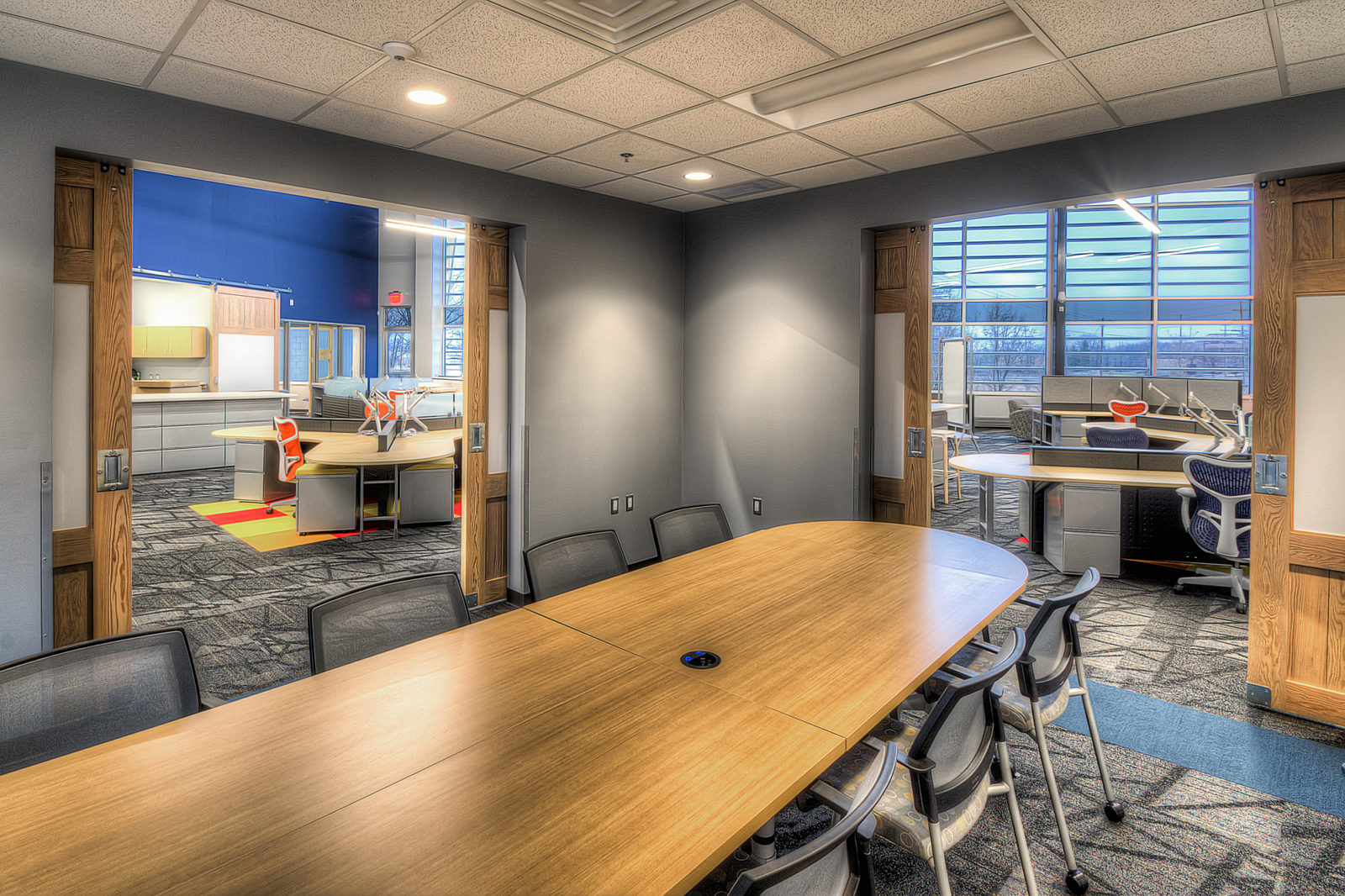 Rex Conference Interior