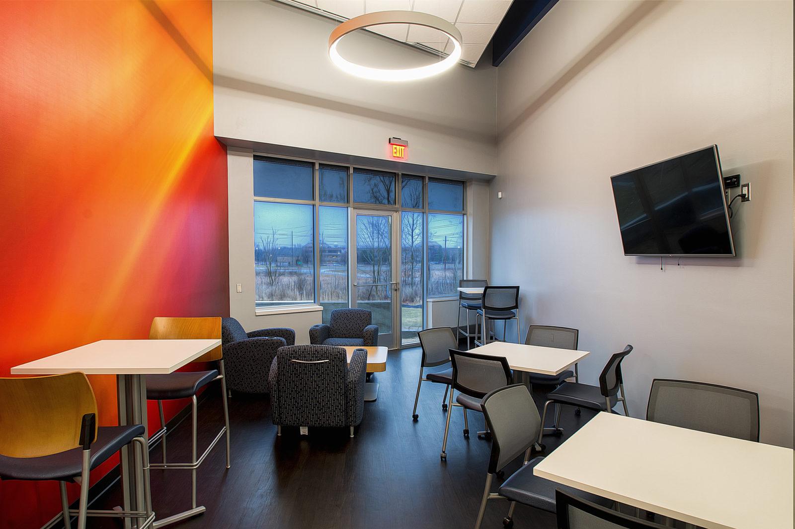 Rex Employee Lounge